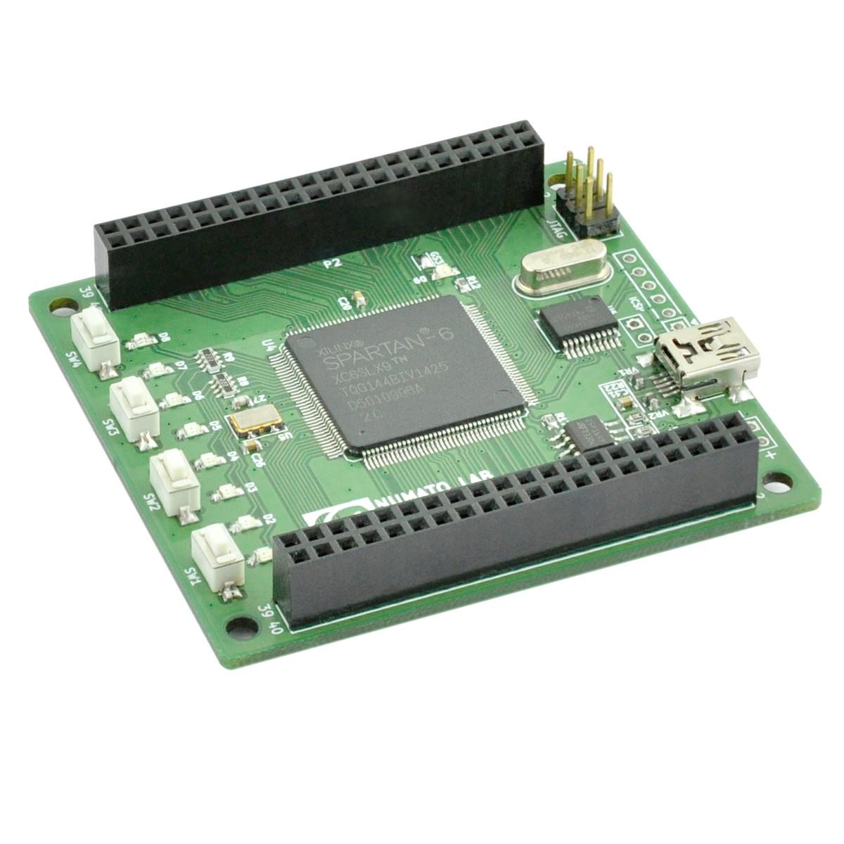 Mimas - Spartan 6 FPGA Development Board