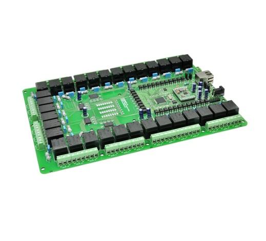 8 Channel Bluetooth Relay Module With GPIO Numato Lab 1507216